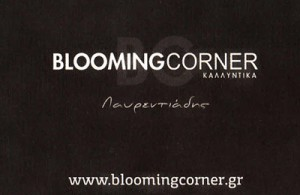BLOOMING CORNER (ΛΑΥΡΕΝΤΙΑΔΗΣ ΚΑΛΛΥΝΤΙΚΑ ΕΠΕ)