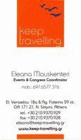 KEEP TRAVELLING