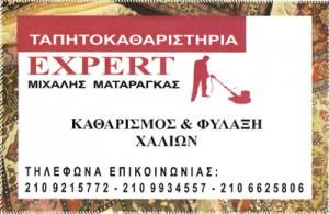 EXPERT (ΜΑΤΑΡΑΓΚΑΣ ΜΙΧΑΗΛ)