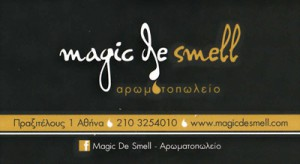 MAGIC DE SMELL PERFUMES
