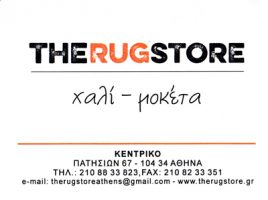 THE RUGSTORE