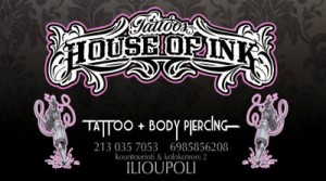 HOUSE OF INK