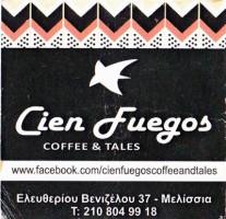 CIEN FUEGOS COFFEE & TALES