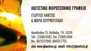 ΚΑΝΤΖΟΣ ΓΕΩΡΓΙΟΣ