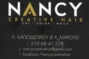 NANCY CREATIVE HAIR