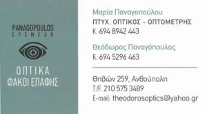 ΠΑΝΑΓΟΠΟΥΛΟΣ ΘΕΟΔΩΡΟΣ