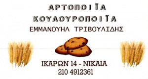 ΤΡΙΒΟΥΛΙΔΗΣ ΕΜΜΑΝΟΥΗΛ