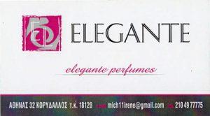ELEGANTE  PERFUMES