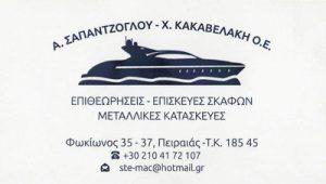 ΣΑΠΑΝΤΖΟΓΛΟΥ Α & ΚΑΚΑΒΕΛΑΚΗ Χ ΟΕ