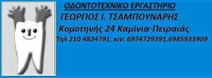 ΤΣΑΜΠΟΥΝΑΡΗΣ ΓΕΩΡΓΙΟΣ