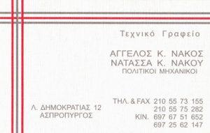 ΝΑΚΟΣ ΑΓΓΕΛΟΣ