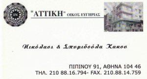 ΑΤΤΙΚΗ (ΚΑΚΟΣ ΝΙΚΟΛΑΟΣ)