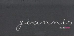 YIANNIS CARE TEAM (ΤΖΑΝΟΣ ΠΕΤΡΑΔΕΛΛΗΣ & ΣΙΑ ΟΕ)
