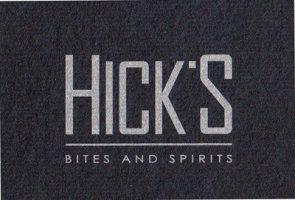 HICK'S (ΚΟΥΒΑΡΑΚΗΣ ΑΘΑΝΑΣΙΟΣ)