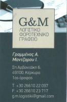 ΓΡΑΜΜΕΝΟΣ Α & ΜΑΝΤΖΑΡΟΥ Ι ΟΕ