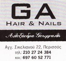 G A HAIR & NAILS