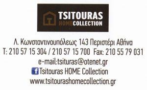 TSITOURAS HOME COLLECTION (ΤΣΙΤΟΥΡΑΣ ΓΕΩΡΓΙΟΣ)