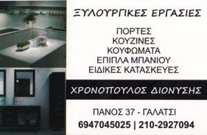 ΧΡΟΝΟΠΟΥΛΟΣ ΔΙΟΝΥΣΙΟΣ